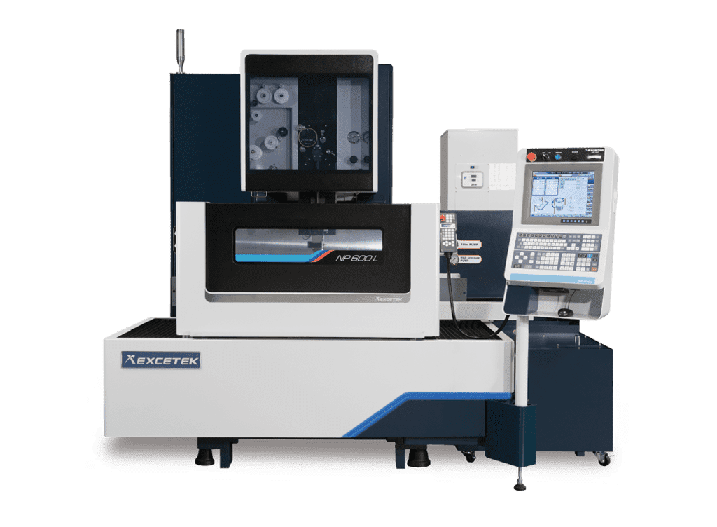 Wire-Cutting EDM for Model V650G